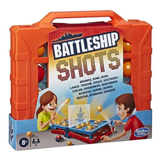 Battleship Shots Spel