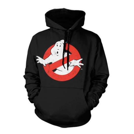 Ghostbusters Logo Hoodie - Small
