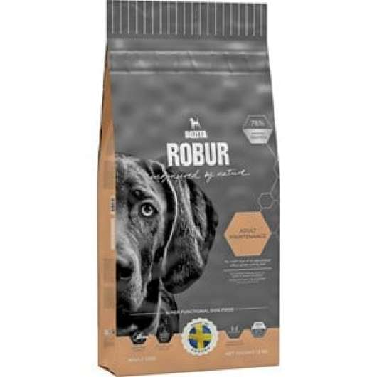 Hundfoder Bozita Robur Adult Maintenance, 13 kg