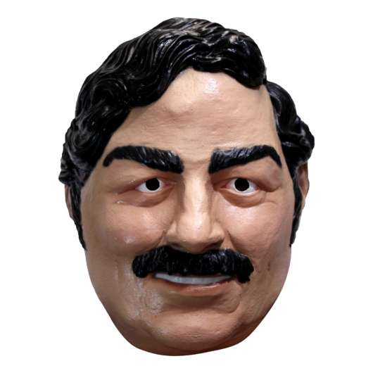 Pablo Escobar Mask - One size