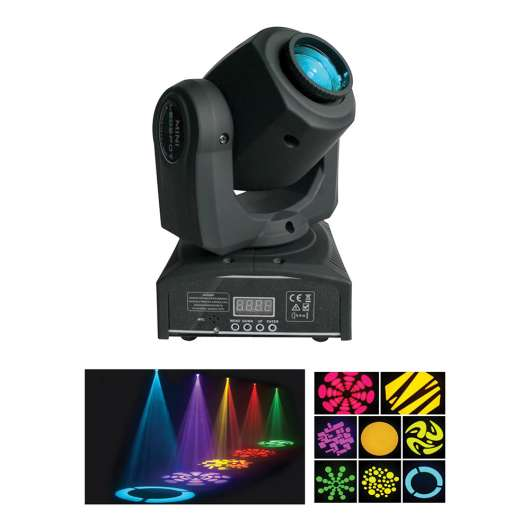 Stage Effects Gobo Spot Moving Head