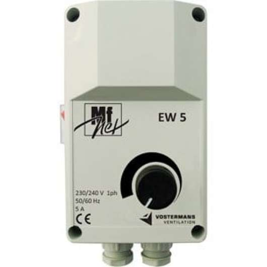 Varvtalsregulator EW 5 A